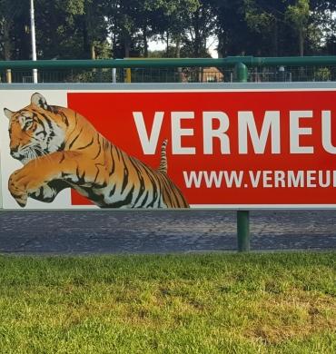 DSV'61 verwelkomt nieuwe bordsponsor Esso Vermeulen Elburg