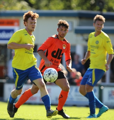 Teleurstellend begin DSV: 1-2 tegen Hatto Heim