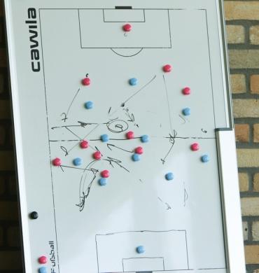 Vacature: Trainer 2e elftal