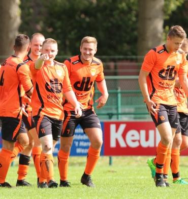 DSV pakt thuis meteen driepunter: 5 – 0 zege op Hulshorst