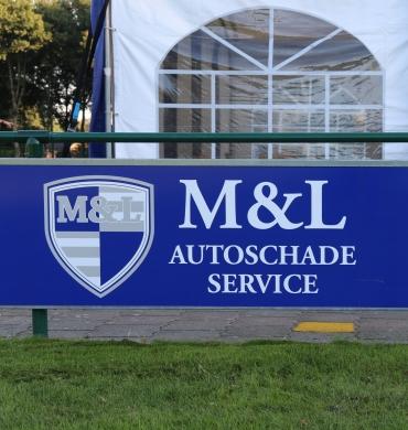 DSV'61 verwelkomt nieuwe bordsponsor M&L Autoschadeservice