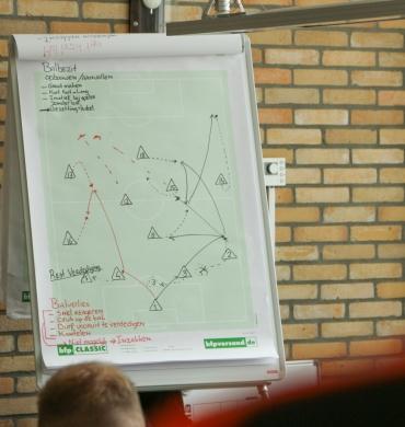 Vacature Trainer 2e elftal